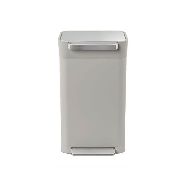 Joseph-Joseph-Titan-30-Trash-Compactor-Kitchen-Bin-Acciaio-Pietra-39-x-344-x-684-cm