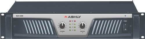 Ashly KLR 3200 2-Channel Power Amplifier by Ashly