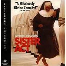 Sister Act LASERDISC (NOT A DVD!!!) Widescreen