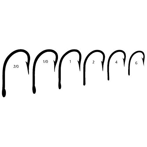 Mustad 9174 Classic Hook (50-Pack)