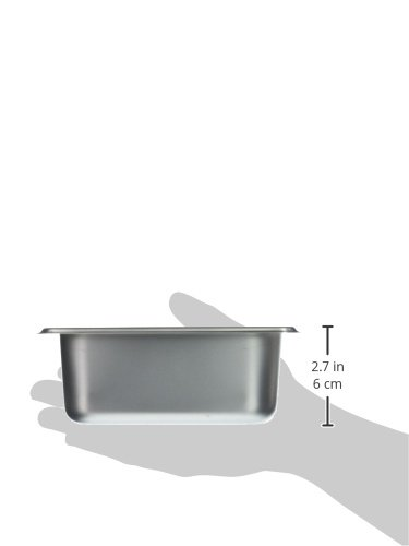 Winco SPN2 1/9 Size Steam Pan, 2 1/2-Inch by Winco (Image #2)