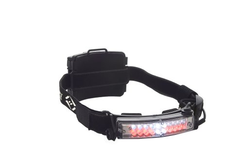 Foxfury 420 405 Command 20 Tasker Safety Led Helmet Light With Elastic Strap  40 Lumens