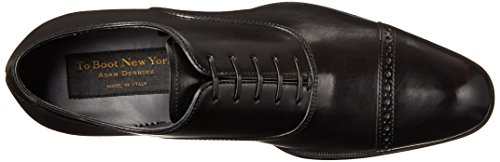 Para Arrancar New York Hombre Derek Oxford Shoe Parmadoc Black