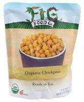 Fig Food Organic Chickpeas, 15 oz
