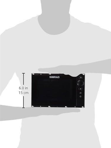Simrad navegador GPS NSS7M Evo2, 000-11183-001: Amazon.es: Deportes y aire libre