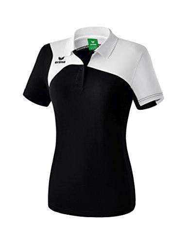 Masters Club 1900 Polo 0 Noir 2 blanc Femme Erima wqSx4S