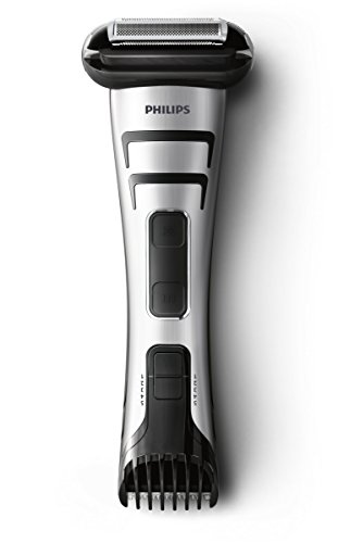 Philips Bodygroom Series 7000 TT2040/32, All-in-One Bodygroomer, schwarz/metall