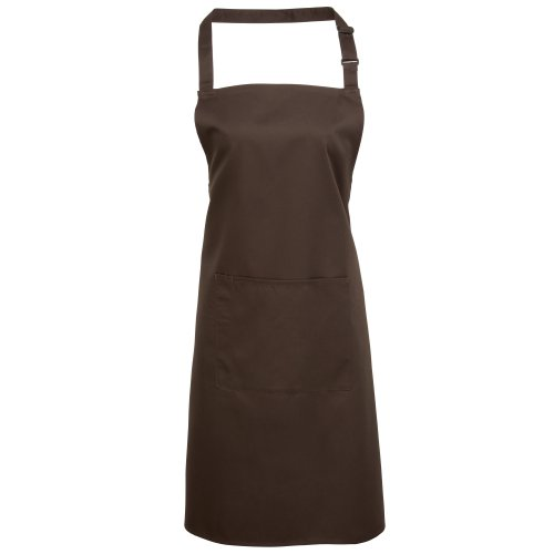 Apron Pocket Donna with Colours Lilla Workwear Bib Premier Top pawqtZq