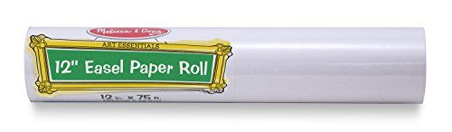 Melissa & Doug Tabletop Easel Paper Roll