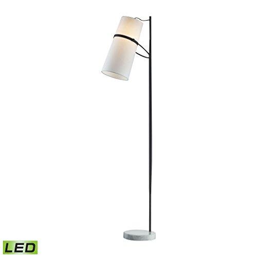 Diamond Lighting D2730-LED Floor lamp Matte Black