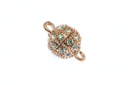 Copper Crystal Bracelet - 6