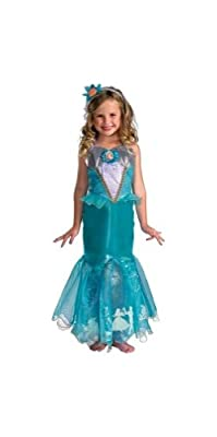 Ariel Costume - Toddler/child Costume Prestige