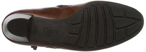 Gabor Dames Bottes Sport Confort Brun (93 Selle / Ef Micro)