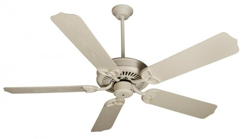 Craftmade OPXL52AW Outdoor Patio Fan Ceiling Fan with Blades Sold