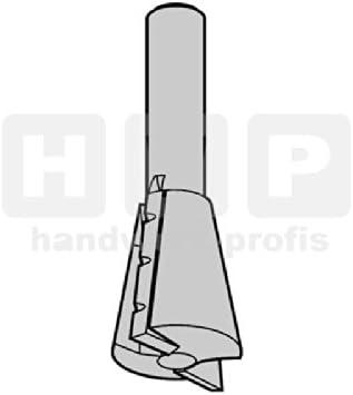 Häfele 002.14.110 Spezial Fräser für Gratleisten