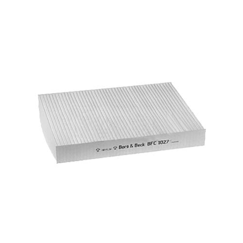 Fits Renault Grand Scenic 1.6 dCi Borg /& Beck Activated Carbon Pollen Filter