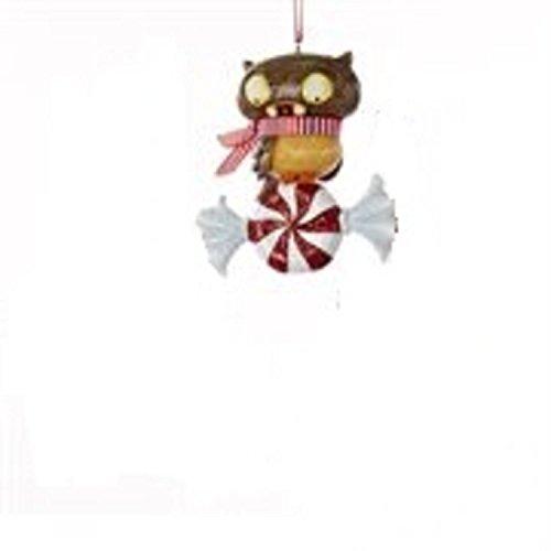 Kurt Adler 3 inch owl ornament