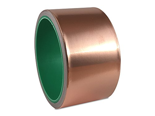 mega-bond-extra-wide-value-copper-foil-tape-2-inch-x-15ft-with-conductive-adhesive-guitar-emi-shield