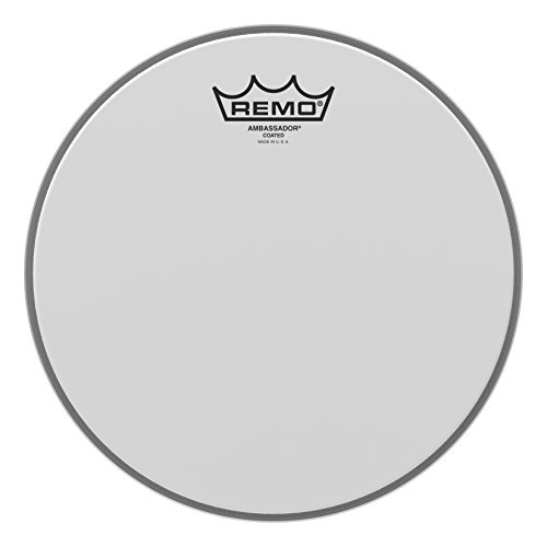 Remo Ambassador Coated Drum Head - 10 Inch ()