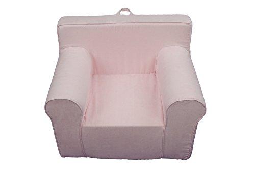 Fun Furnishings Everywhere Foam Chair, Light Pink (Chair Pottery Barn)