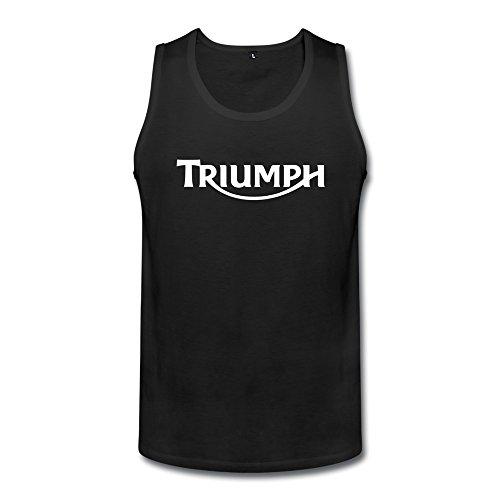 Triumph Motorcycle Logo Nick Bloor Men Tank (Vigor Tank)