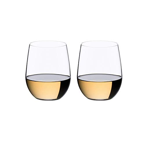 (Riedel O  Wine Tumbler Chardonnay/Viognier, Set of 2)
