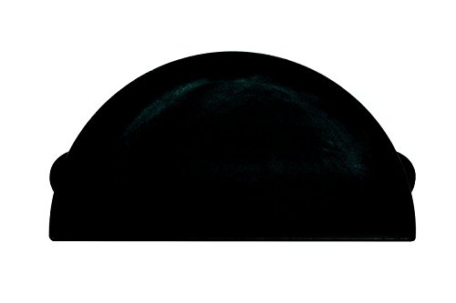 Big Green Egg - HALF MOON LARGE Cast Iron Griddle - Authentic Big Green Egg Grill & Smoker Accessories are a Must for BGE Users. Satisfaction Guaranteed!