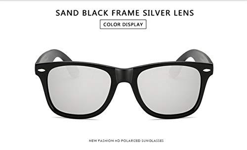 UV400 de D Hombres de Alta Masculino HD Masculinas Q Gafas los conducción polarizados Unisex De Calidad de Sol KOMNY Gafas Lente Gafas Sol de Gafas de Sol A4Rw6q