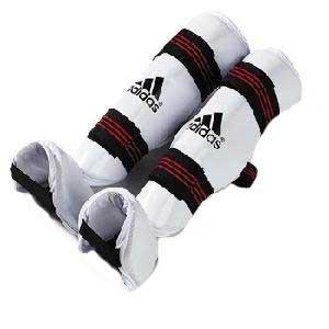 Adidas Instep Protector - Adidas WTF TaeKwonDo Shin and Instep Protector - Large