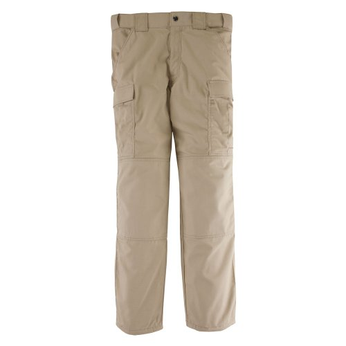 5.11 Tactical Men's Ripstop TDU Pants, TDU Khaki, Small Adventure Khaki Pants