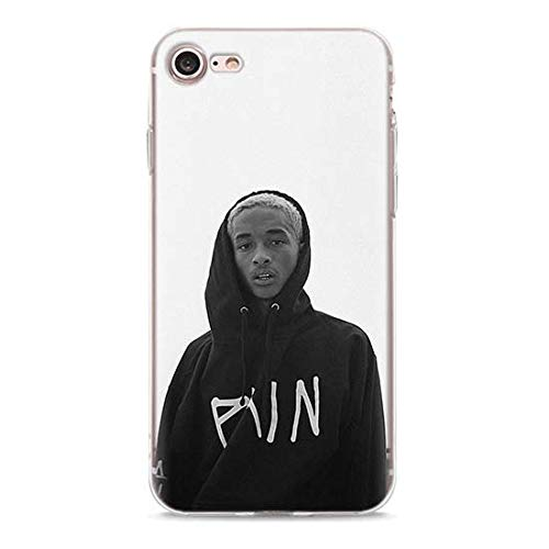 Poste Hat Non-Toxic/Silicone Plastic Book 33003732141 Inspired by jaden smith Phone Case Compatible With Iphone 7 XR 6s Plus 6 X 8 9 Cases XS Max Clear Iphones Cases High Quality TPU