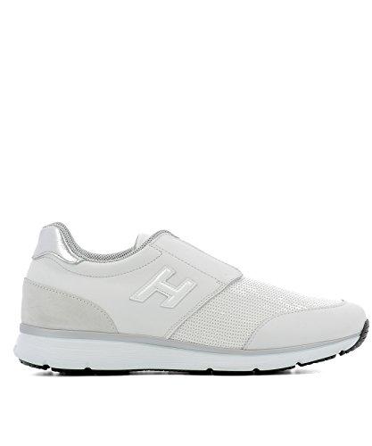 Hogan Sneakers Donna HXW2540W491G8B0351 Pelle Bianco