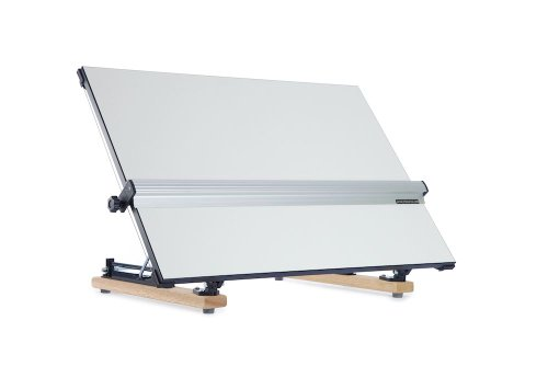 A2 Standard Desk top unit with carrying handle (A2 Desktop Drawing Board With Parallel Motion)