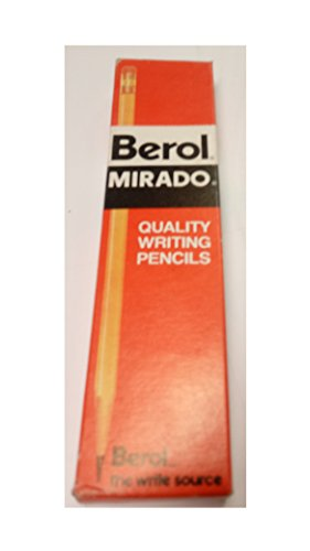 Berol, 174-2 Mirado, Eagle Writing Pencil, Chem-sealed,, used for sale  Delivered anywhere in USA