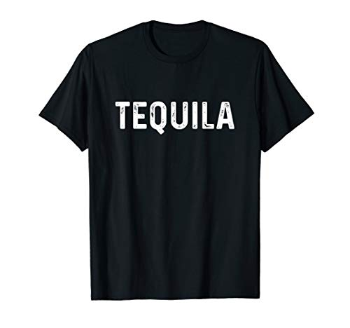 Salt Lime Tequila Funny Group Halloween Costume Idea T-shirt ()