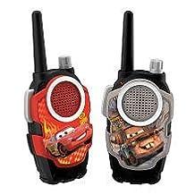 Disney Pixar Cars 2 Walkie Talkies by eKids