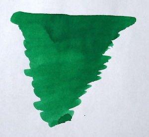 6/pezzi Diamine Ink Sml Small ultra verde da 6/cartucce