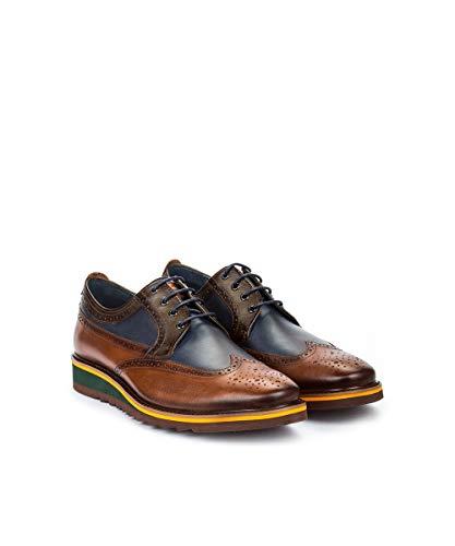 Cordones Para Pikolinos De M6m Toulouse Cuero Zapatos Derby Hombre i18 XwxS70rw