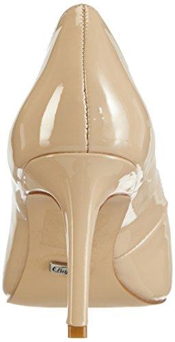 Buffalo H733-c002a-4 P2010f, Women's Closed-Toe Pumps Beige (Nude 01 00)