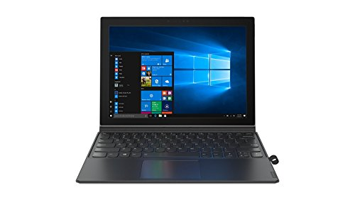 Lenovo Miix 630, 12-Inch Windows Laptop, 2 in 1 Laptop, (Qualcomm Snapdragon 835, 4 GB LPDDR4X, 128 GB UFS 2.1, Windows 10 S), (Lte Laptop Notebooks)