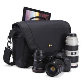 Case Logic DSM-103 Large DSLR + iPad Messenger Bag with gear