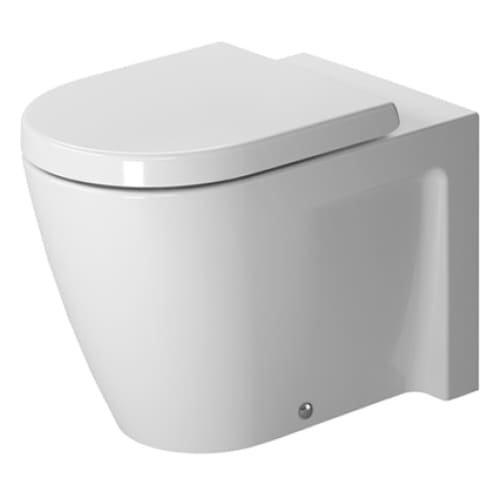 Duravit Toilet Bowl - Duravit 2128090092 Toilet Bowl Floor Standing Starck 2