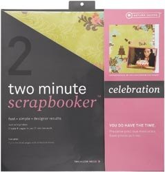 2 12x12 Premade Scrapbook Pages - 4