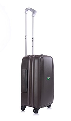 lojel-streamline-polypropylene-small-upright-spinner-luggage-coffee-one-size