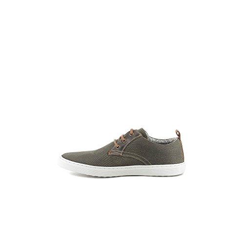 Bullboxer 779-K2-3939I Zapatos de cordones Hombre taupe, EU 42
