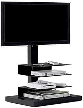 NEGREshop - Ptolomeo tv light negro, alto: 114 cm ancho: 54 cm profundidad: 42 cm: Amazon.es: Hogar