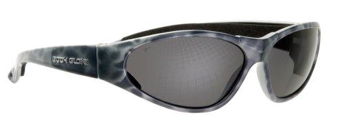 - Body Glove 90227 Precision Dual-Lens High Impact Safety Glasses, Silver Tortoise Frame, Gray Lens