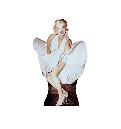 Advanced Graphics Marilyn Monroe Life Size Cardboard Cutout Standup - The Seven Year Itch (1955 Film)