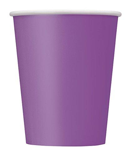 (9oz Purple Paper Cups, 14ct)