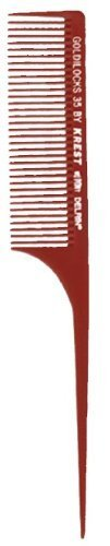 8.5 Coarse/Long Tooth Penetrating Rattail Comb by DuPont